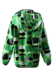 Reima Kupla 521413B-8443 Bright Green regnjakke
