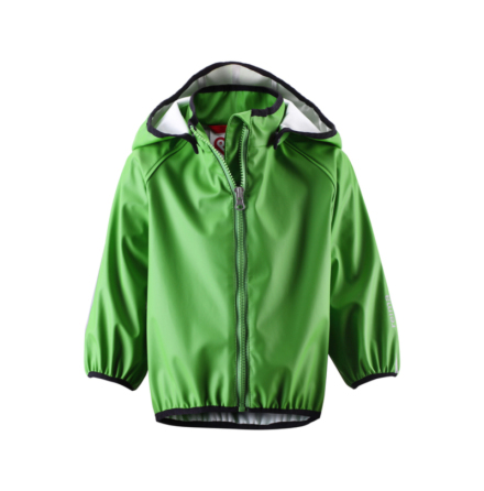 Reima Kupla 511126A-8450 Grass Green regnjakke