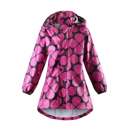 Reima Kaste 521334B-4623 Pink regnjakke