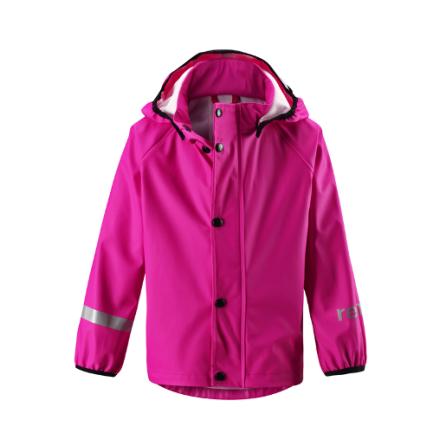 Reima Lampi 521411BN-4620 Pink regnjakke
