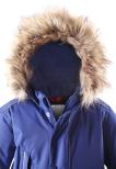 Reimatec Gotland 510194F-6870 Denim Blue vinterdress