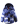Reima Tyyni 511187-6982 Navy vinterjakke