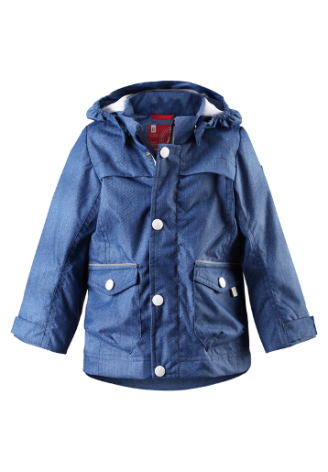Reima Adakite 511157-6811 Blue Jean vår/høstjakke