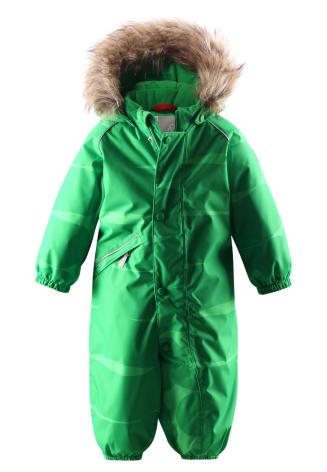 Reimatec Knoppi 510195F-8492 Green vinterdress