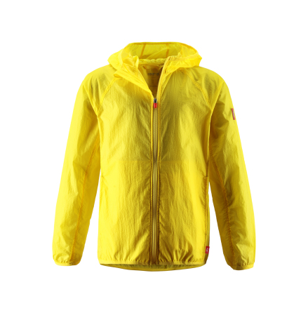 Reima Coat 531101-2350 Yellow windshelter
