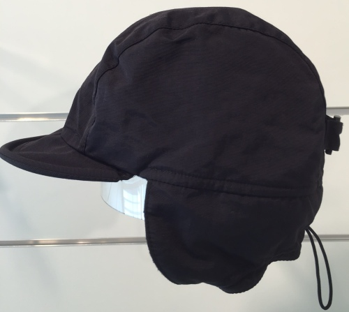 Sampson Røvær Mountain Cap black