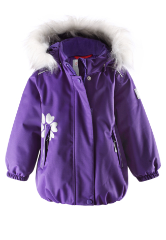 Reimatec Snowing 511186C-5910 Purple Pansy vinterjakke
