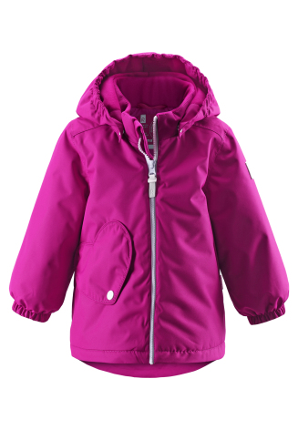Reima Sleet 511188-4830 Berry Pink vinterjakke