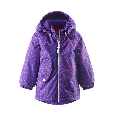 Reima Sleet 511188-5913 Purple Pansy vinterjakke