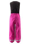 Reima Loiske 522192-4620 Pink regnbukse m/fleecefór