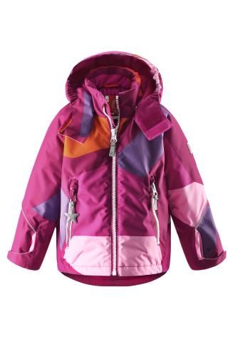 Reima Kiddo Poppoo 521426A-4834 Berry Pink vinterjakke