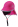 Reima Ropina 528303-4640 Fuchsia regnhatt