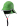 Reima Ropina 528303-8450 Grass Green regnhatt