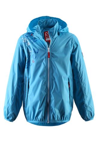 Reima Jacket 531107-7250 Turquoise vår/høstjakke