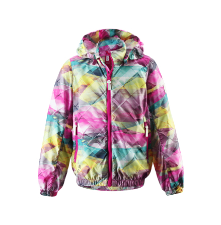 Reima Maalaa 531128-4705 Neon pink sommerjakke