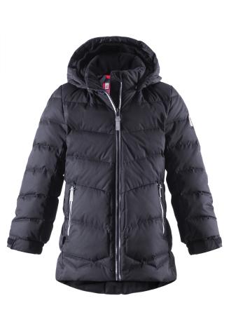 Reima Likka 531160-9990 Black vinterjakke