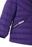 Reima Ovela 511181-5910 Purple Pansy dunjakke