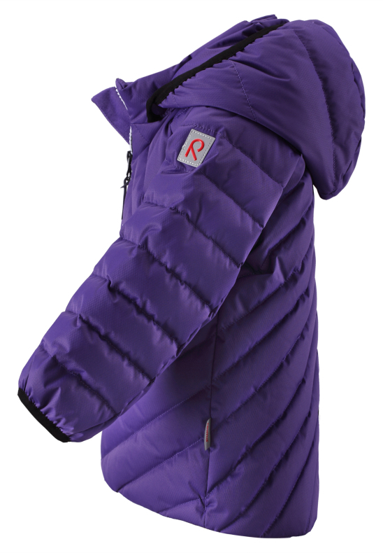 29466d2b Reima Ovela 511181-5910 Purple Pansy dunjakke