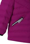 Reima Ovela 511181-4830 Berry Pink dunjakke