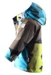 Reimatec Viisu 511185B-7982 Teal Blue vinterjakke