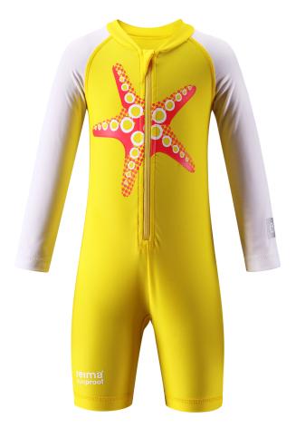 Reima Mauritius 584008-2350 Yellow Baby swimsuit