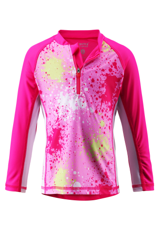 Reima Solomon 581503-3403 Fresh Pink t-shirt