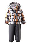 Reimatec Saturnus 513075-2712 Orange sett jakke/bukse vinter