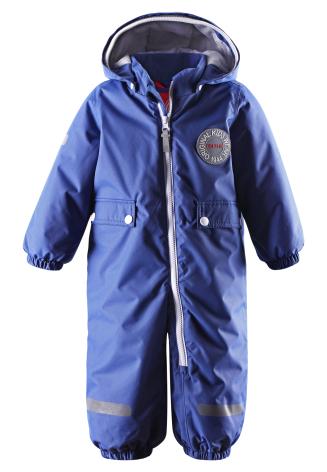 Reima Fangan 510189-6870 Denim Blue vinterdress