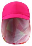 Reima Alytos 518297-3400 Fresh Pink solhatt