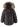 Reima Hoppu 511183-1810 Brown dunjakke