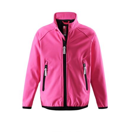 Reima recharge 531209-3430 Pink Rose softshelljakke