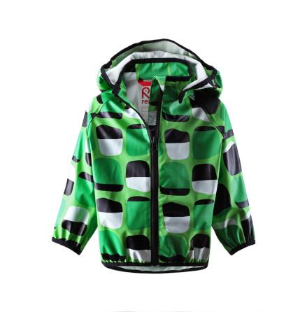 Reima Kupla 521413A-8443 Bright Green regnjakke