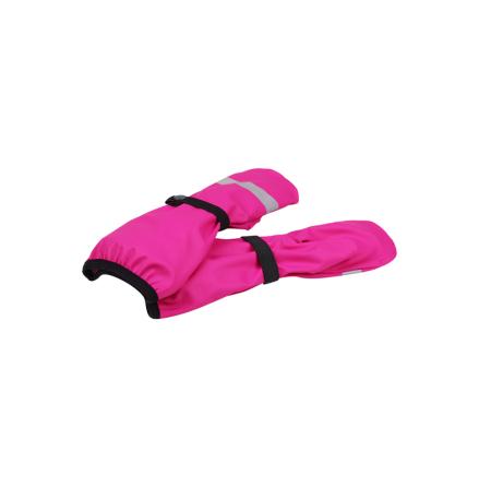 Reima Puro 527208-4620 Pink regnvotter med fòr