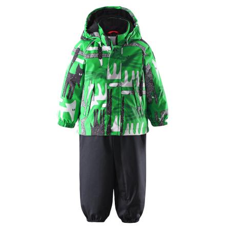 Reimatec Fox 513089R-8871 Green vintersett jakke/bukse