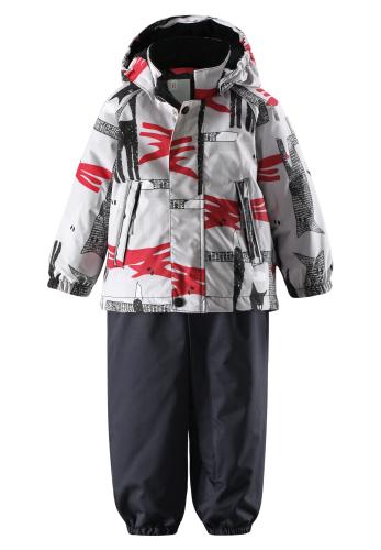 Reimatec Fox 513089R-9107 Pale Grey vintersett jakke/bukse