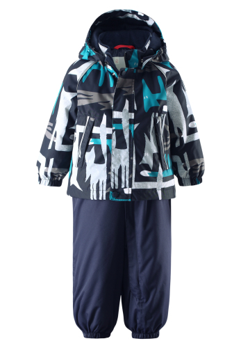 Reimatec Fox 513089R-6984 Navy vintersett jakke/bukse