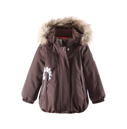 Reimatec Snowing 511186C-1810 Brown vinterjakke