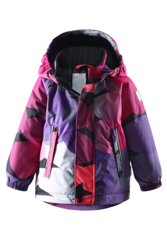 Reimatec Viisu 511185B-5912 Purple Pansy vinterjakke