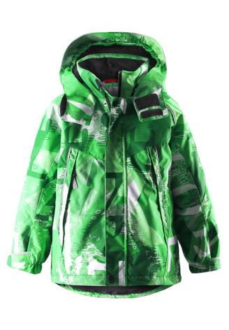 Reimatec Gale 521423A-8491 Leaf Green vinterjakke