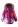 Reimatec Scenic 511186A-4838 Berry Pink vinterjakke
