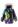 Reimatec Scenic 511186A-9995 Black vinterjakke
