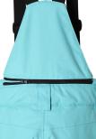 Reimatec Terrie 532066A-7510 Turquoise vinterbukse jente