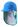 Reima Alytos 518297-6500 Mid Blue solhatt