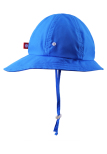 Reima Sura 518295-6500 Mid Blue solhatt
