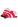 Reima Gurk 527148-3830B Reima Red votte