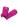 Reima Poimii 517070-4640 Fuchsia mellomsesongvotter