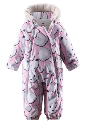 Reima Lumessa 510202-3061 Pale Pink sleeping bag/vinterdress