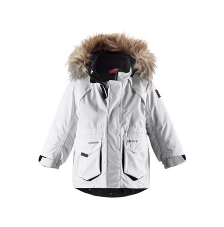 ReimaTec Alzir 511129-0100 White vinterjakke