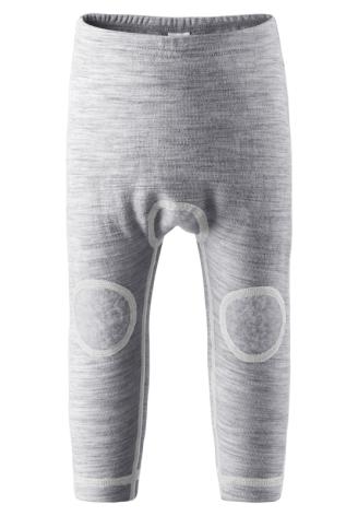 Reima Lahja 516204-9150B  Dark Grey wool pants