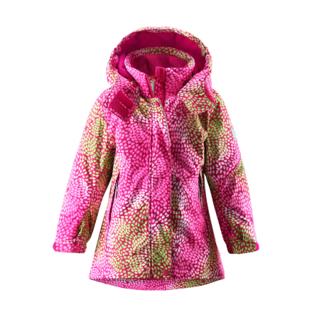 Reimatec Relay 521424-4832 Berry Pink vinterjakke